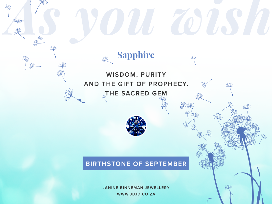 September Birthstones!
