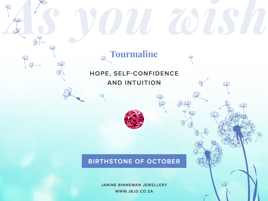 OCTOBER BIRTHSTONES!