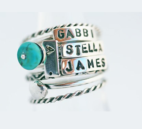 Name Ring Design – CERTIFIED!