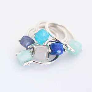 Jelly Gem Ring