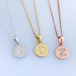 Baby Bling Necklace
