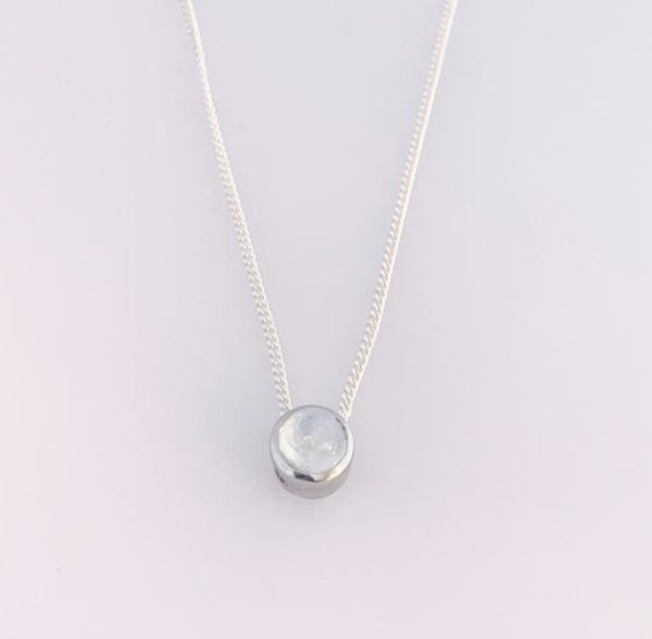 Moonstone Gemstone Necklace
